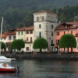 Pella , Orta lake, Italy - Stock Photo