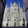Stock Photo: Orvieto Cathedral