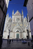 Orvieto Cathedral — Stock Photo