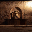 Santa Sabina Fountain - Stock Photo
