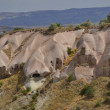 cappadocia landscape — Stock Photo