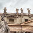 Saint Peter Statue — Stockfoto #21708513