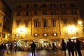 Night life in Trastevere — Stock Photo