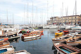 Naples Harbor — Stock Photo