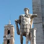Постер, плакат: Constantine Statue