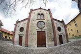 Italské x století kostel — Stock fotografie