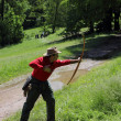 Archery competition — Stock Photo #25631133