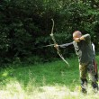 Stock fotografie: Archery competition