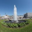 Brandenburg Fountain — Stock Photo