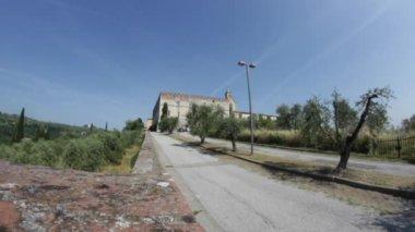De florence handvest house, certosa di galluzzo, italië — Stockvideo