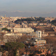 Rome Overview — Stock Photo