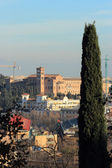 St Alexis in Rome — Stock Photo