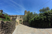 Monteriggioni — Foto de Stock