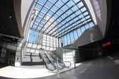 Postdamer subway station in Berlin — Stock Photo