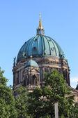 Catedral de berlim — Foto Stock