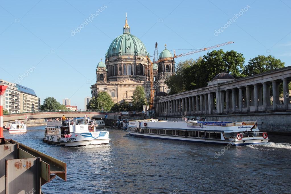 в берлине фото лодки