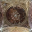 Baroque ceiling frescos — Stock Photo