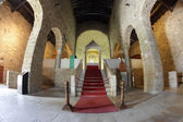 Interior of the old Pieve in San Leo, Italy — Stock Photo