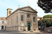 The church of Santa Aurea — Stock Photo