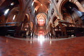 Duomo interior in Modena, Italy — Stock Photo