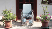 Wheelchair — Photo