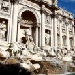 Fountain of Trevi, Rome, Italy — Stock Video