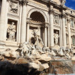 Trevi Fountain in Rome — Stock Photo #34389539