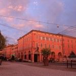 ������, ������: Corso Canal Chiaro in Modena Italy