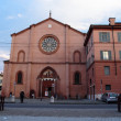 St. Francis Church in Modena — Stock Photo