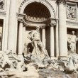 Trevi Fountain — Stock Video