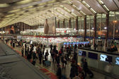 Termini Station Rome — Stock Photo