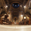 Постер, плакат: St Joachim church interior in Rome