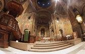 St Joachim church interior in Rome — Stock Photo