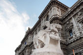 Palace of Justice, Rome — Stock Photo