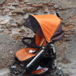 Abandoned stroller — Stock Photo #35975505