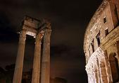 Teatru Marcellusa i apollo sosiano świątyni — Zdjęcie stockowe