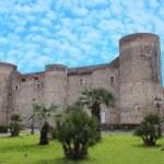 Ursino Castle in Catania — Stock Photo