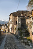 Old town Orta — Stock Photo