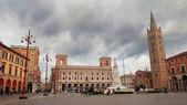 Saffi square in Forli — Stok fotoğraf