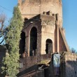 Постер, плакат: The Porta San Paolo in Rome