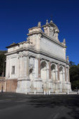 Fontana dell'Acqua Paola, Rome — Stock Photo