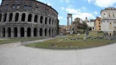 Roman Forum — Stock Video