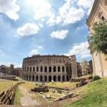 ������, ������: Theatre Marcellus Rome Italy