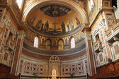 San Giovanni in Laterano Apse, Rome, Italy — Stock Photo