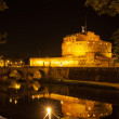 Stock Photo: Castle Sant Angelo in Roma, Italy