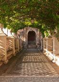 Villa d'Este in Tivoli — Stock Photo