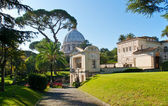 Villa Pia in Vatican in Rome, Italy — Stock Photo