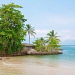 Island in Angra dos Reis. Rio de Janeiro — Stock Photo #22694301