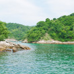 Blue Lagoon in Angra dos Reis. Rio de Janeiro — Stock Photo #22694345