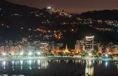 View of Botafogo and Guanabara bay in Rio de Janeiro — Stock Photo